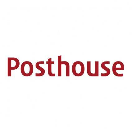 free vector Posthouse