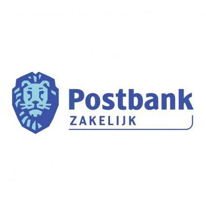 Postbank zakelijk