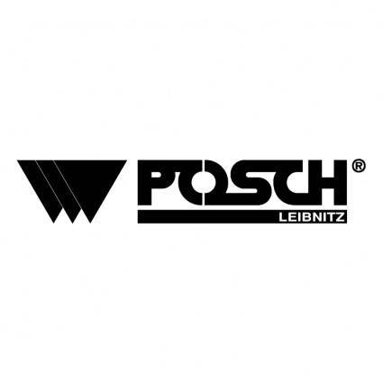 free vector Posch 1