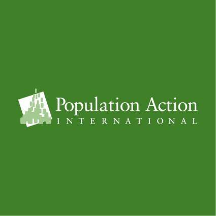 free vector Population action international