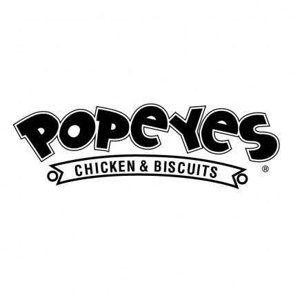 free vector Popeyes 1