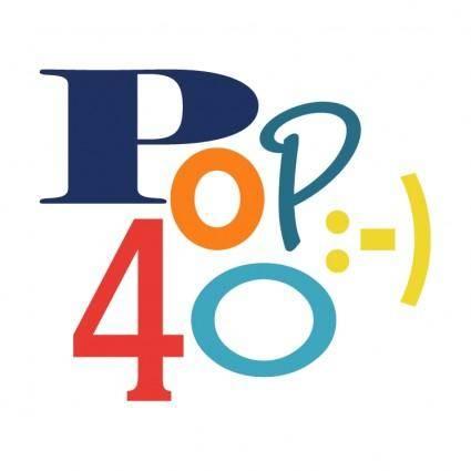 free vector Pop 40