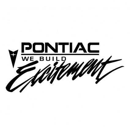 free vector Pontiac 3