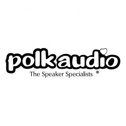 free vector Polk audio