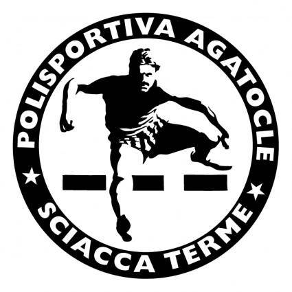 free vector Polisportiva agatocle