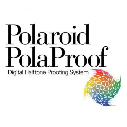 free vector Polaroid polaproof