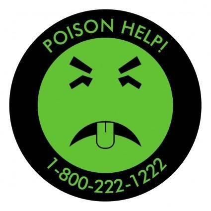 free vector Poison help