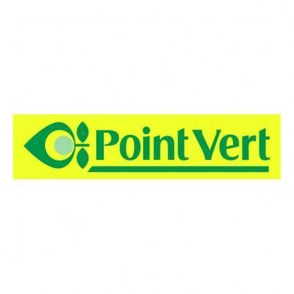 free vector Point vert