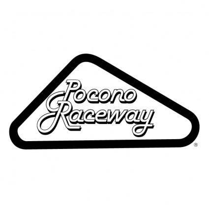 Pocono raceway 0