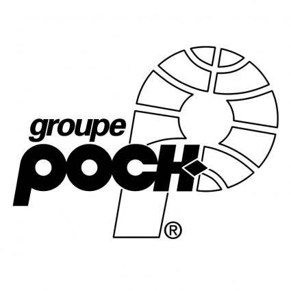free vector Poch groupe