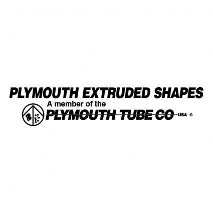 Plymouth extruded shares