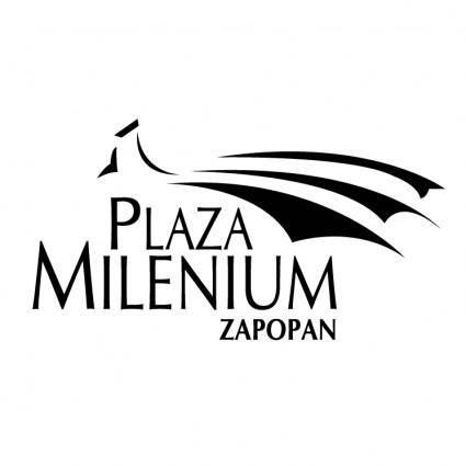 free vector Plaza milenium