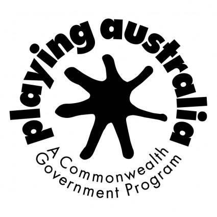 Playing australia