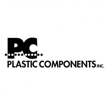 free vector Plastic components