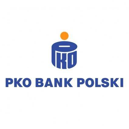 free vector Pko bank polski 3