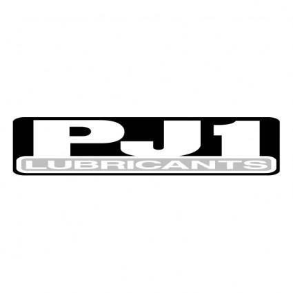 Pj1 lubricants