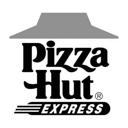 free vector Pizza hut express