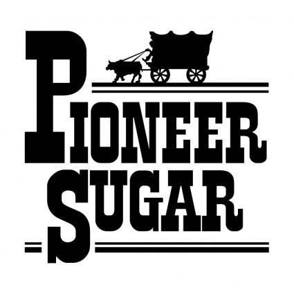 free vector Pioneer sugar