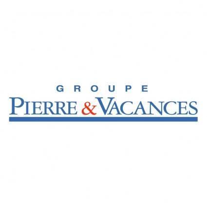 free vector Pierre vacances groupe 0