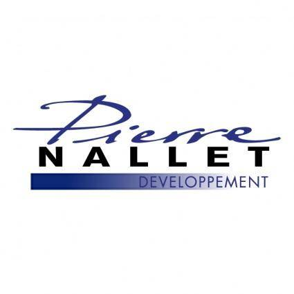 Pierre nallet developpement
