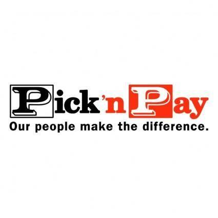 free vector Pickn pay