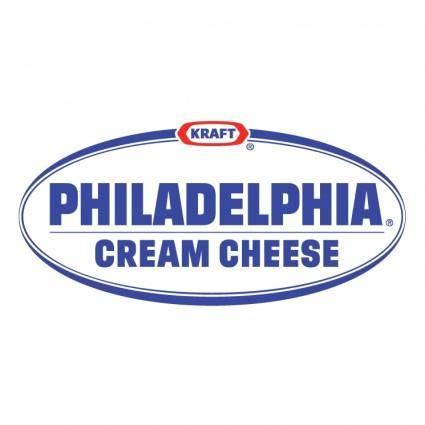 free vector Philadelphia cream cheese