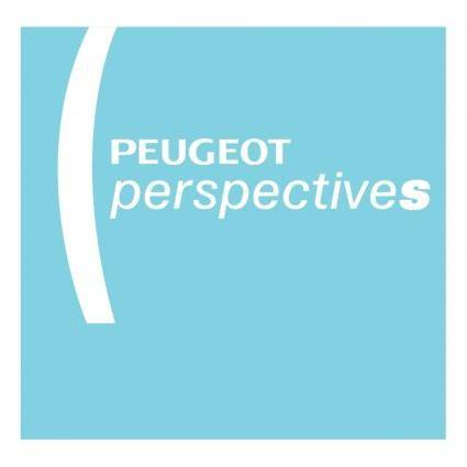 free vector Peugeot perspectives