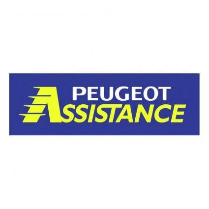 free vector Peugeot assistance 0