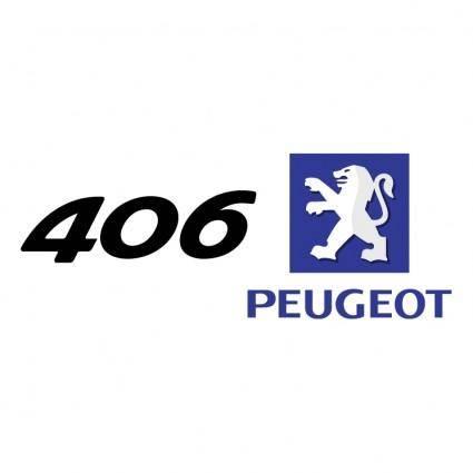 free vector Peugeot 406 0