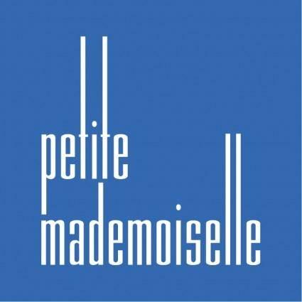 Petite mademoiselle