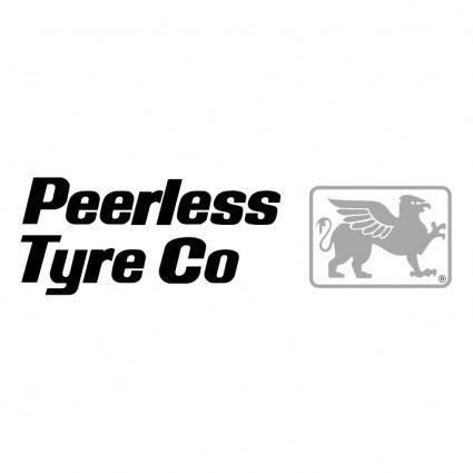 Peerless tyre