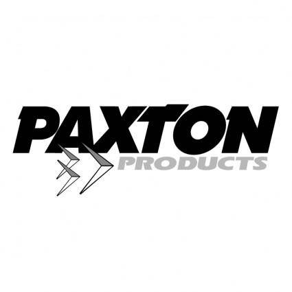 free vector Paxton products