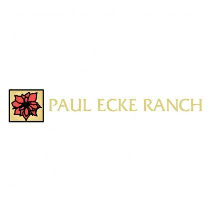 Paul ecke ranch