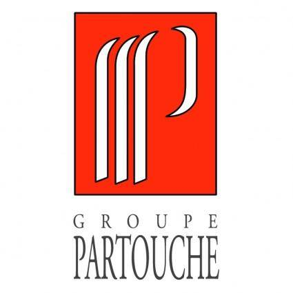 free vector Partouche groupe