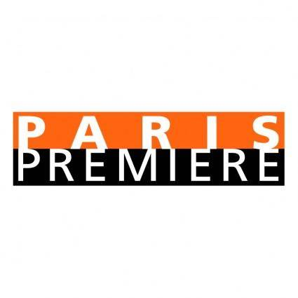 free vector Paris premiere 0