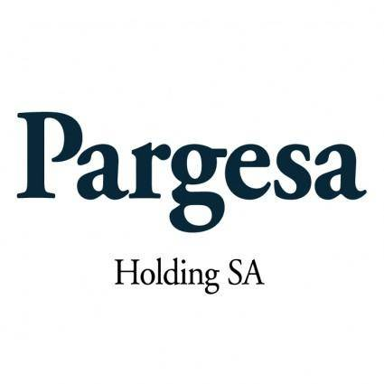 Pargesa holding