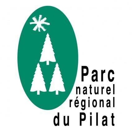free vector Parc naturel regional du pilat