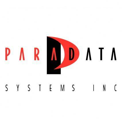 free vector Paradata systems