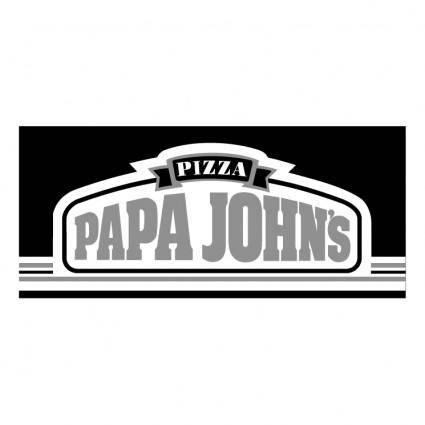 Papa johns pizza 2