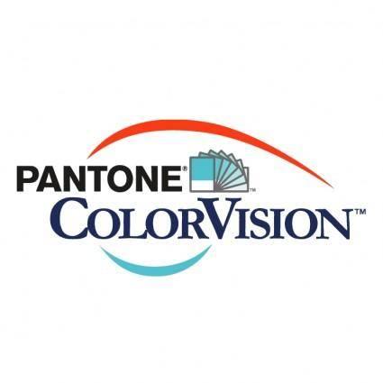 free vector Pantone color vision