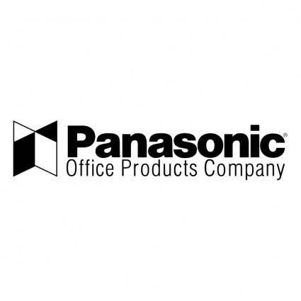 free vector Panasonic office products company
