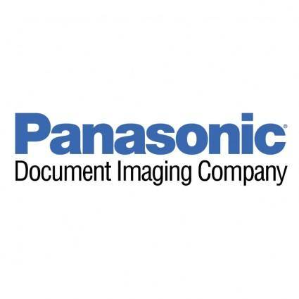 Panasonic document imaging company