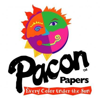 Pacon papers 1