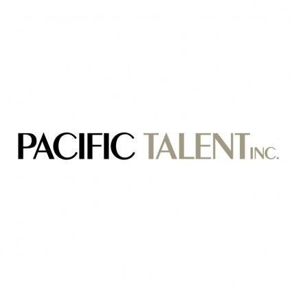 Pacific talent