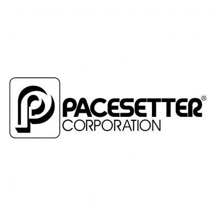 free vector Pacesetter