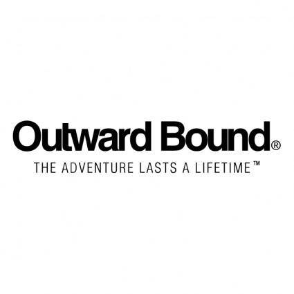 free vector Outward bound