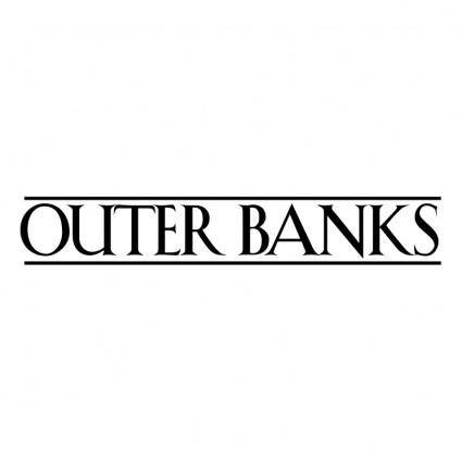 free vector Outer bank