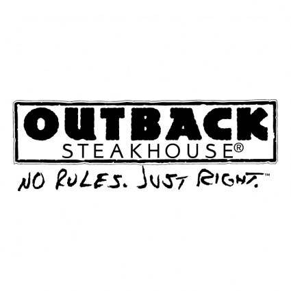 free vector Outback steakhouse 0