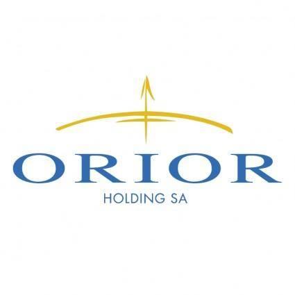 Orior holding