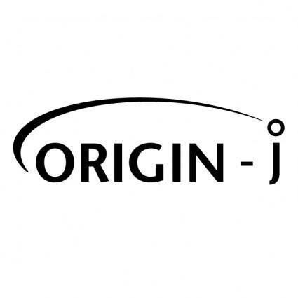 free vector Origin j